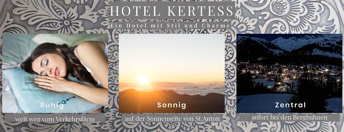 Hotel St.Anton am Arlberg